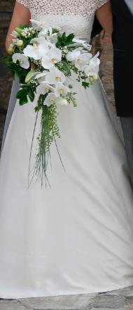 I fiori per il matrimonio a roma in chiesa al ristorante - Addobbi tavoli matrimonio casa ...