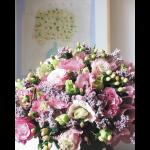bouquet rosa fiori pregiati