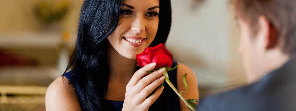 ricevere fiori